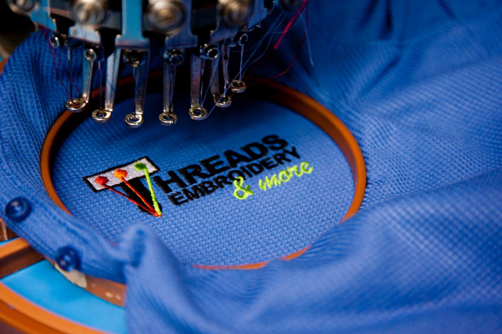 Khởi nghiệp kinh doanh vốn ít với nghề cung cấp dịch vụ thêu vải theo yêu cầu