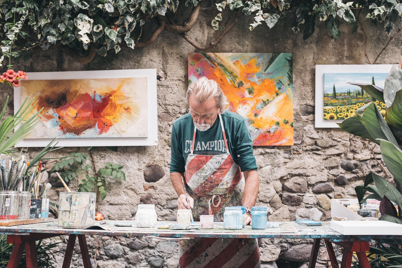 Ý tưởng kinh doanh: phòng trưng bày nghệ thuật di động