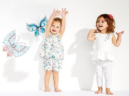 Ý tưởng kinh doanh thiết kế quần áo trẻ em