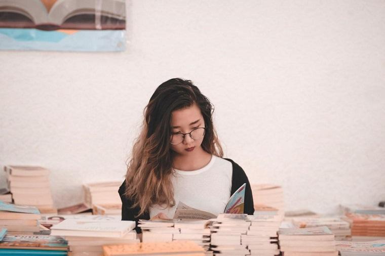 ý tưởng kinh doanh tại nhà cho những người yêu thích sách